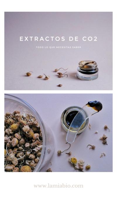 extractos de co2 - ingredientes lamia